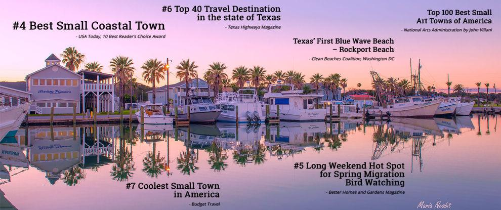 Rockport fulton chamber of commerce welcome to rockport for Fishing calendar texas