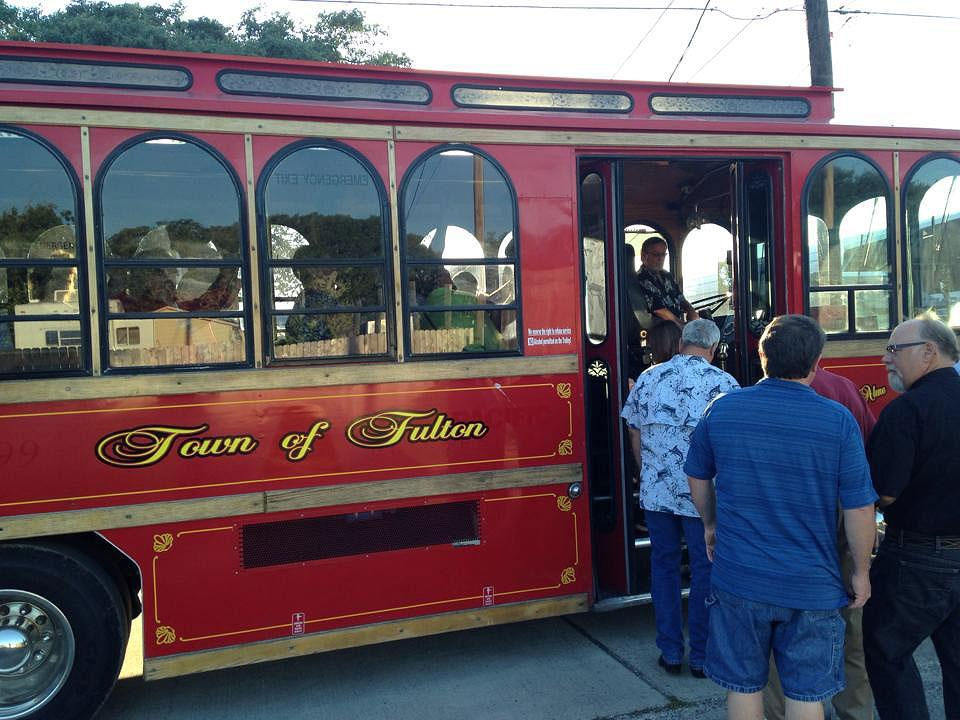 Fulton Trolley